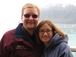 Alaska 2005 (Just Married!)